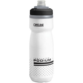 CamelBak Podium Chill Drikkeflaske 620ml, white/black